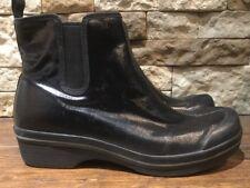 Dansko Vail Black Ankle Rain Boots Womens size 42