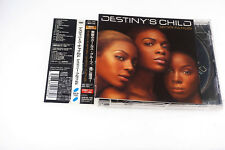 DESTINY'S CHILD DESTINY FULFILLED SICP 700 JAPAN OBI A4069