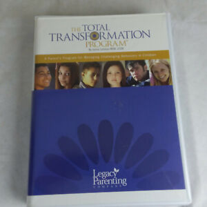 The Total Transformation Program Legacy Parenting