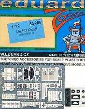 Eduard Accessories Ss256 Me 163 Komet In 1 72