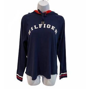 Tommy Hilfiger hooded sweatshirt size S/P $55