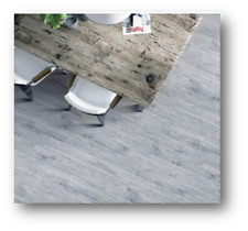 Wood Effect Porcelain Floor Tiles in Grey (150mm x 600mm) £24.99/SqMtr