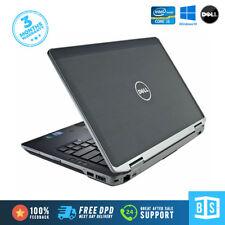 "Fast Cheap Dell Laptop Latitude 6330 Intel i5 13.3"" 500GB HDD 8GB RAM Windows 10"