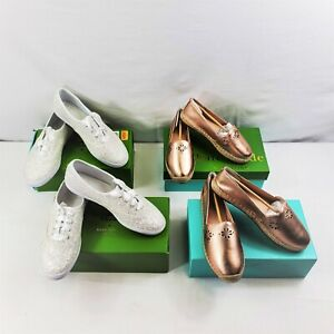 Lot of 4 New in Box Assorted Kate Spade Shoes in Various Styles & Sizes - BBJ750
