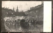 1934 Warsaw Poland Picture Postcard Cover To Bruxelles Belgium