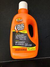 Laundry Detergent Odor Elimination Unscented (3) 32 Ounce Bottles Per Case