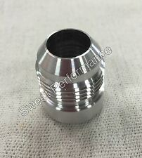6 AN6 Rojo Manguera De Combustible Abrazadera rematador acabadores hexagonal Un