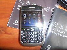 BlackBerry Curve 8900 - Black (Vodafone-Branding) Smartphone OVP.Simfrei