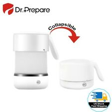 Foldable Electric Kettle Collapsible Tea Kettle with Fast Boiling Food-Grade