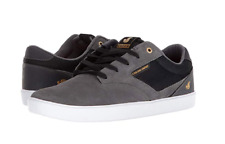 DVS SHOES F0000276061 PRESSURE SC+ Mn's (M) Grey Suede Skate Shoes