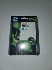 Hewlett-Packard HP 88XL Cyan Ink Cartridge, Unopened