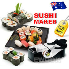 OZ Delicious Sushi Maker Easy Roll Roller Machine Perfect Magic Kitchen Gadgets
