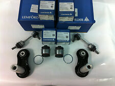 BMW E60 E63 REAR LOWER INTEGRAL ARMS + BUSHES + STABILIZER BAR MOUNTS LEMFORDER