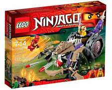 Lego Ninjago Anacondrai Crusher 70745 Age 7 - 14