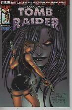Lara Croft Tomb Raider #16  comic book movie