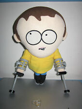 South Park Talking Jimmy/Crutches Plush Toy Doll Figure By Fun 4 All