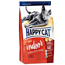 10 kg Happy Cat Adult Indoor Voralpen-Rind