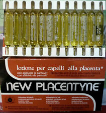New Placentyne HAIR LOSS TREATMENT for DAMAGED HAIR (12 × 10ml)