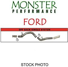 """Ford 2011 2017 F250 F350 6.7L 5"""" Dpf Back With Vented Tip Flo-Pro 640"""