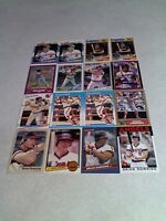 *****Brian Downing*****  Lot of 65 cards.....42 DIFFERENT