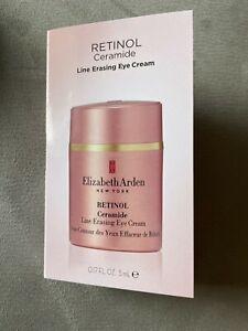 ELIZABETH ARDEN Retinol Ceramide Line Erasing Eye Cream Travel Size 5ml/.17oz