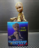 "Guardians of the Galaxy Vol. 2 Baby Groot  2"" Mini Figure Figurine"