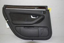 Türverkleidung Türpappe hinten links Audi A8 4E 4E0868065 Wurzelholz Braun 2003