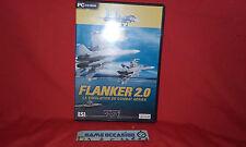 FLANKER 2.0 SIMULATION DE COMBAT GROUND AIR PC CD-ROM PAL