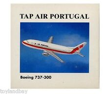 Herpa 500319 TAP Air Portugal Boeing 737-300 1:500 Scale Mint in New Box 1999