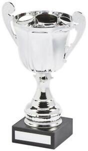 Large Silver Trophy - Free Engraving 23cm