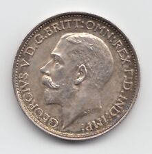 More details for very rare george v 1911 proof silver maundy fourpence 4d