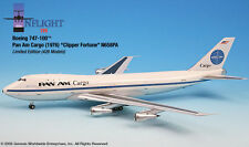 InFlight200 Pan Am Cargo N658PA Boeing 747-200 1:200 Scale Clipper Fortune New