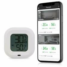 20/35M Mini Indoor Bluetooth Digital Thermometer Hygrometer Temperature Humidity