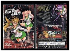 High School of the Dead: Complete Collection (Brand New 2 DVD Set, 2011)