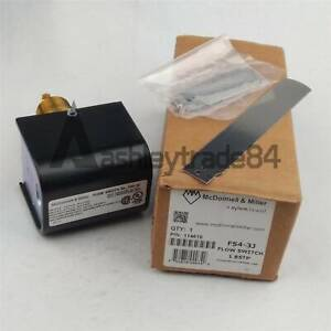 1PCS Honeywell flow switch FS4-3J New