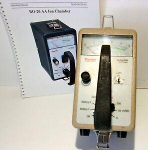 Thermo Eberline RO-20 Survey Meter