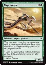 MTG Magic HOU - (x4) Sidewinder Naga/Naga crotale, French/VF