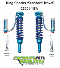 King Shocks Front Kit with Adjusters for 2005-2020 Toyota Tacoma 25001-119A