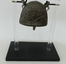 Antique Bronze Buffalo Bell,  Burma