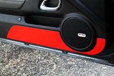 2010-2014 Chevrolet Camaro Billet Door Kick Plates Orange