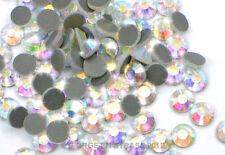 STRASS MC Stone collection 100pz SS20 5mm Cristallo Aurora Boreale termoadesivi