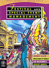 Festival and Special Event Management by Johnny Allen, Ian McDonnell...