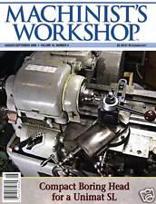 Machinist's Workshop Magazine Vol.19 No.4 August/September 2006
