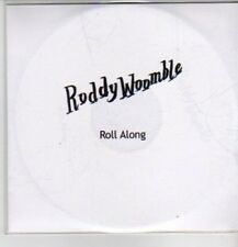 (CO447) Roddy Woomble, Roll Along - 2011 DJ CD
