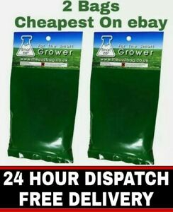 2 X SMART CO2 Bags Bag Hydroponic Growing Large Yields 5-15m 2Area Original