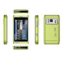 Unlocked Original Nokia Lumia N8 N8-00 16GB 3G Wifi Green 12MP GPS Smartphone
