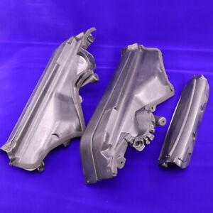 3Pcs Motorraum Trennwand Abdeckung 51717169419 51717169420 Für BMW X5 X6 E70