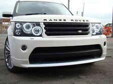 Range Rover Sport Faro Conversión a 2013 Spec Iluminación Led