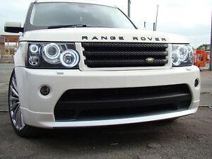 Range Rover Sport Headlight Conversion LED Lighting Upgrade