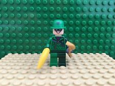 Lego Minifigure sh088 Riddler 76012 Batman Riddler Chase